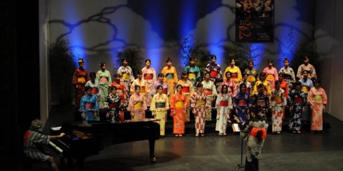 Cinco Conciertos Internacionales