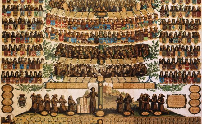 Primeras Jornadas Internacionales sobre el Franciscanismo ibérico