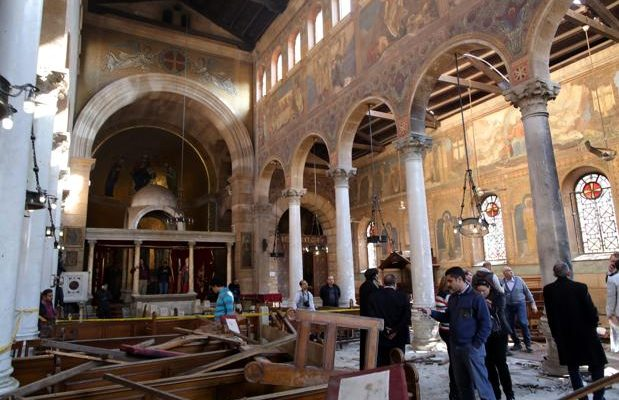 La historia de una Iglesia de África del Norte