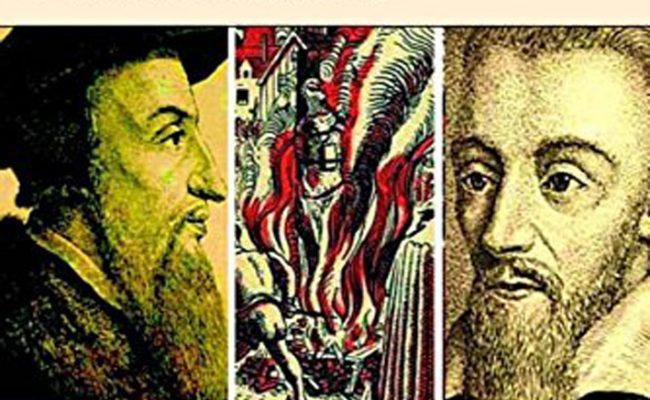 Libros: Castellio contra Calvino/Stefan Sweig
