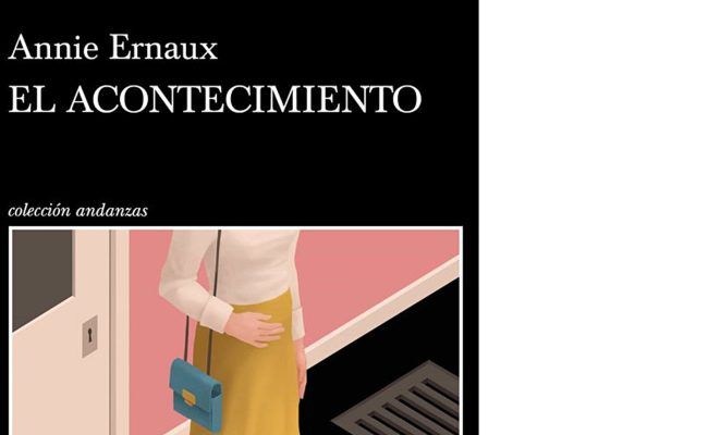 Libros: El acontecimiento – Annie Ernaux